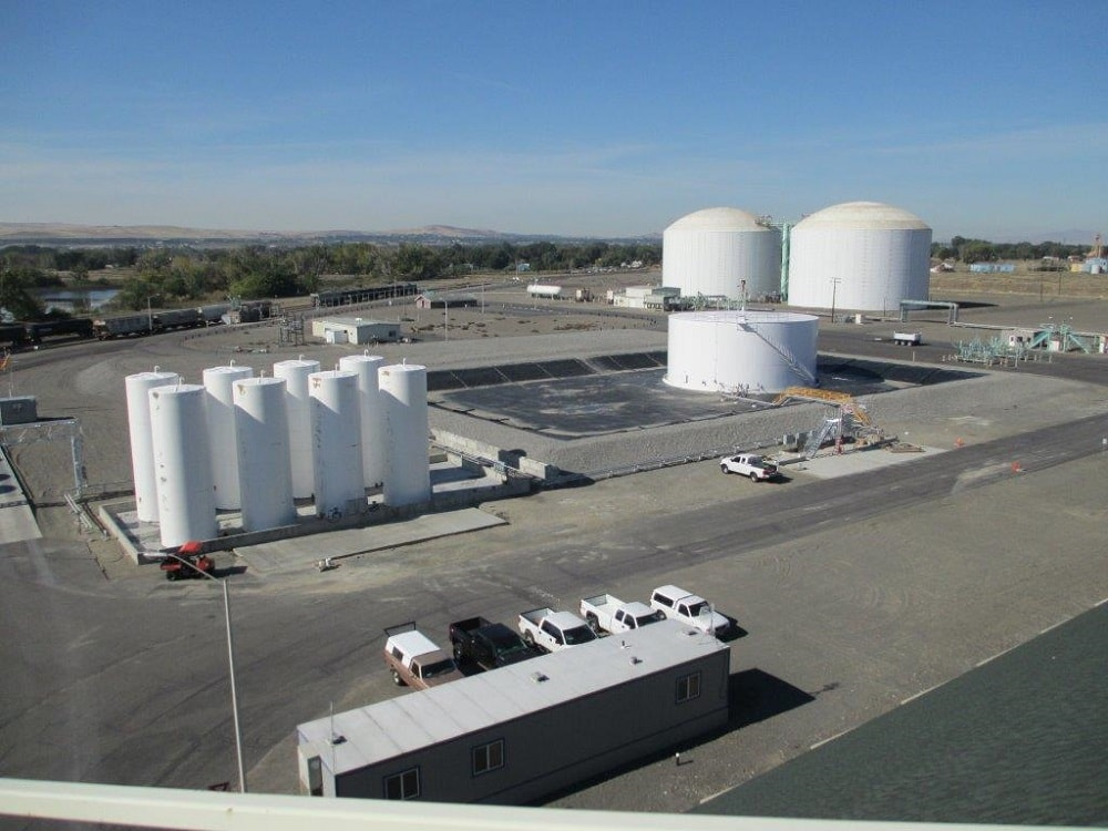 Bulk Chemical Facilities 3