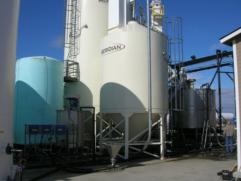 Bulk Chemical Facilities 7